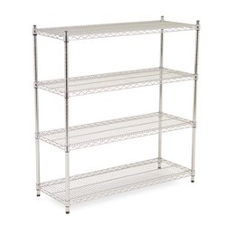 Fabrication, Shelves & Trolleys